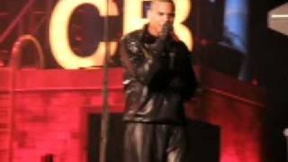 chris brown concert nederland HMH