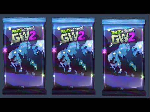 Plants vs. Zombies Garden Warfare 2 Sticker Pack Opening (500K+ COINS)