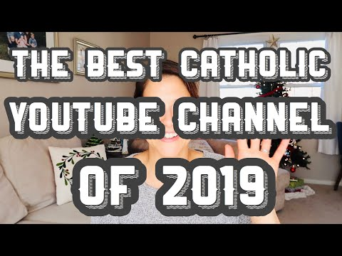 DR TAYLOR MARSHALL ~ MOST INFLUENTIAL CATHOLIC YOUTUBE CHANNEL OF 2019