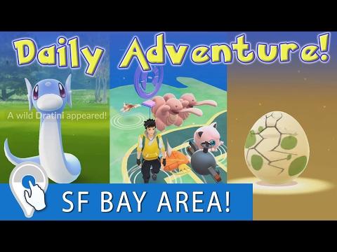 SF Bay Area Adventures! Pokemon GO at Vallejo Waterfront, Berkeley Marina and Emeryville!