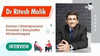 Forbes 30 under 30 & Fortune India 40 under 40 - Things you can learn from Dr Ritesh Malik
