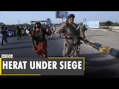 WION Ground Report: Third largest city of Afghanistan fears Taliban takeover | Herat | English News