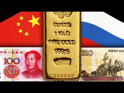 Russia & China Consider Gold Back Currencies!