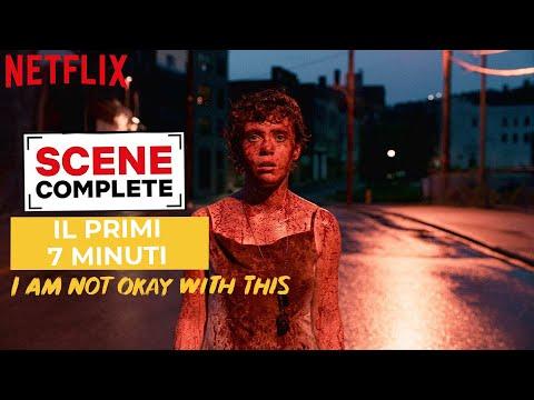 I Am Not Okay With This | I primi 7 minuti | Netflix Italia