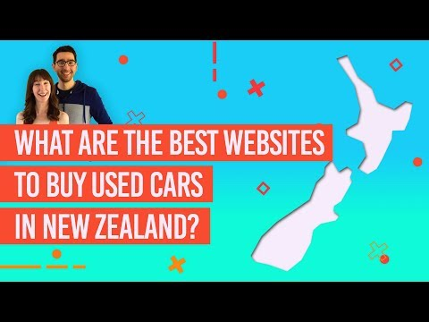 What are the Best Websites to Buy Used Cars in New Zealand?