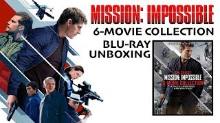 Popular Mission: Impossible 6-Movie Collection Related to Movies