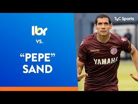 Líbero VS José 'Pepe' Sand
