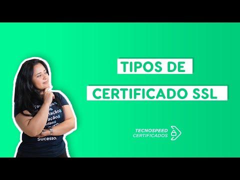 Tipos de Certificado SSL | Certificado Digital