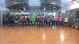 Nashe Si Chad Gai.... Zumba Choreography By Nitin Solanki