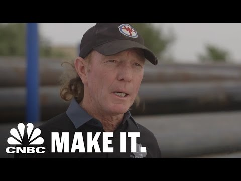 West Texas Millionaire: The Greatest Investment Is Yourself | CNBC Make It.
