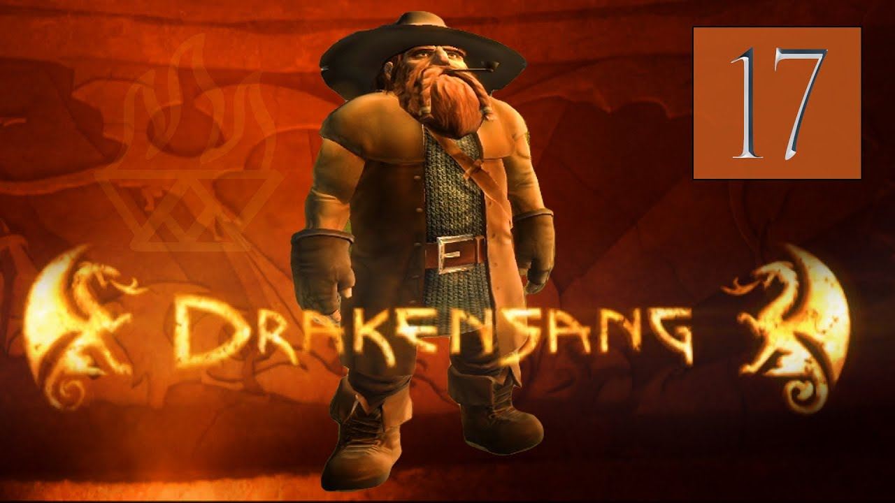 Let´s Play DSA Das schwarze Auge Drakensang [#17] Geheimes Treffen ( Slow- Gameplay deutsch blind )