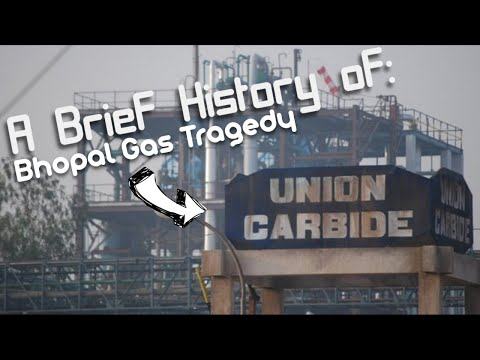 A Brief History Of: The Bhopal Gas Tragedy (Short Documentary)
