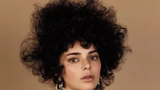 Kendall Jenner Afro photo shoot controversy.