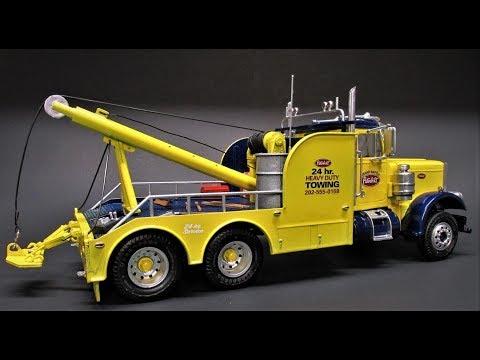 amt-peterbilt-359-wrecker-1/25-scale-model-kit-build-review-amt1133