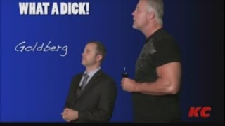 Kevin Nash - Which Wrestlers Are Dicks?