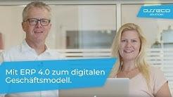 Mit ERP 4.0 zum digitalen Geschäftsmodell. So packen Sie's an.