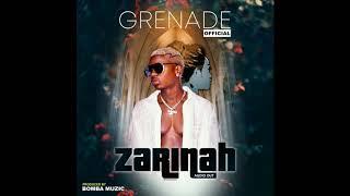 Grenade Official--ZARINAH (Official Audio Hq)