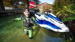 Exploring Backyard Canals For River Treasure!! (ft. YAPPY) | Jiggin' With Jordan