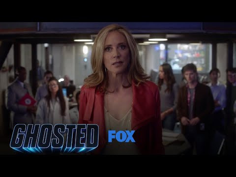 Captain Lafrey Asks For Help | Season 1 Ep. 4 | GHOSTED