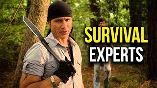 Top 5 Best Survival Experts