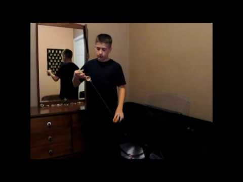 The Kendama Trick: The Base Cup, Big Cup, and Small Cup (Tutorial)
