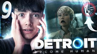 UWAGA! TO PUŁAPKA!  - Detroit: Become Human #9 | JDabrowsky