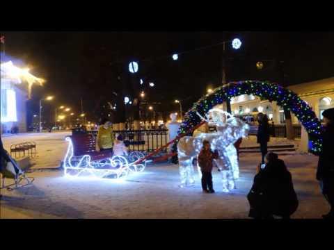 Максим Леонидов Рождество