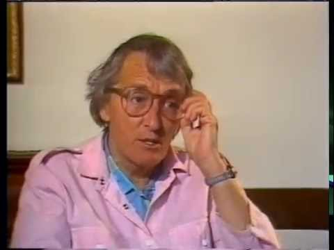 Deutsche Sprache - Ärztin Elisabeth Kübler-Ross Interview von Channel 4 television - 1986
