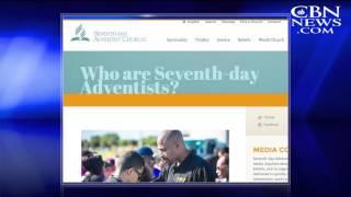 Carson Spotlights Seventh-day Adventist Church