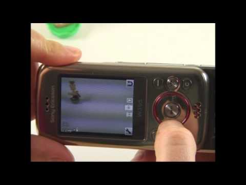 Sony-Ericsson W395 Test Kamera