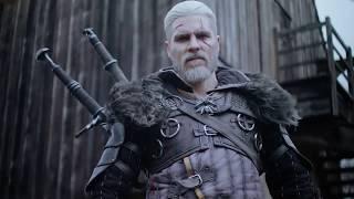 The Witcher - Netflix | Ведьмак против Чак Норриса