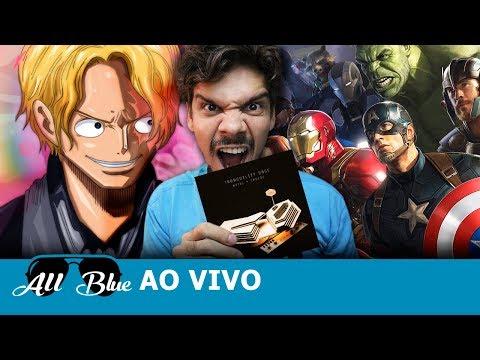 ONE PIECE | DRAGON NA REVERIE | ARCTIC MONKEYS | CAPITÃ MARVEL