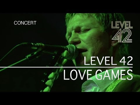 Level 42 -  Love Games (Live In Holland 2009) OFFICIAL