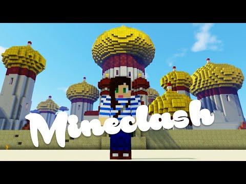 The Aladdin Challenge!   Mineclash
