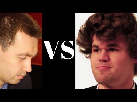 Gata Kamsky vs Magnus Carlsen : Sinquefield Cup (2013) - Spanish Game: Exchange (C69)