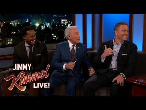 Kirk Herbstreit, Desmond Howard & Lee Corso on College Football, Heisman Trophy & Super Bowl