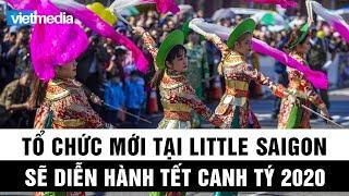 Tổ Chức mới thế chân cho Cộng Đồng Người Việt tại Nam California diễn hành Tết