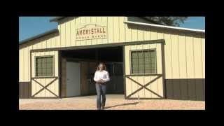 Ameristall Horse Barns | Riding Arenas | Barn Kits | 888-234-barn