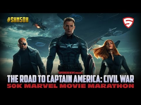 Captain America: The Winter Soldier (2014) - Commentary with John Rocha