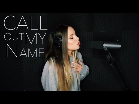 Call Out My Name - The Weeknd (Cover By DREW RYN)