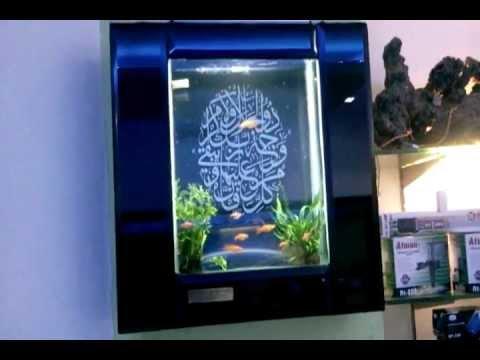 Photo Frame Wall Aquarium 2012 Design Jabbar Aquarium Design India Spencer Plaza Chennai India