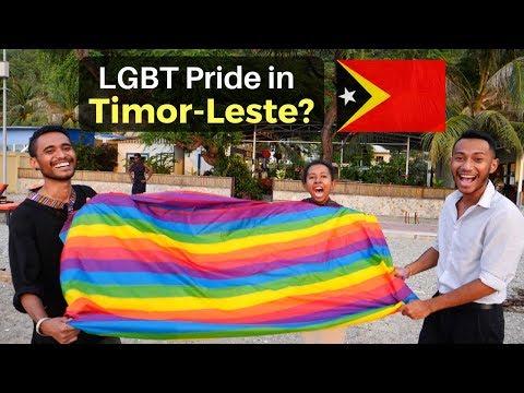 LGBT Pride in Timor-Leste?