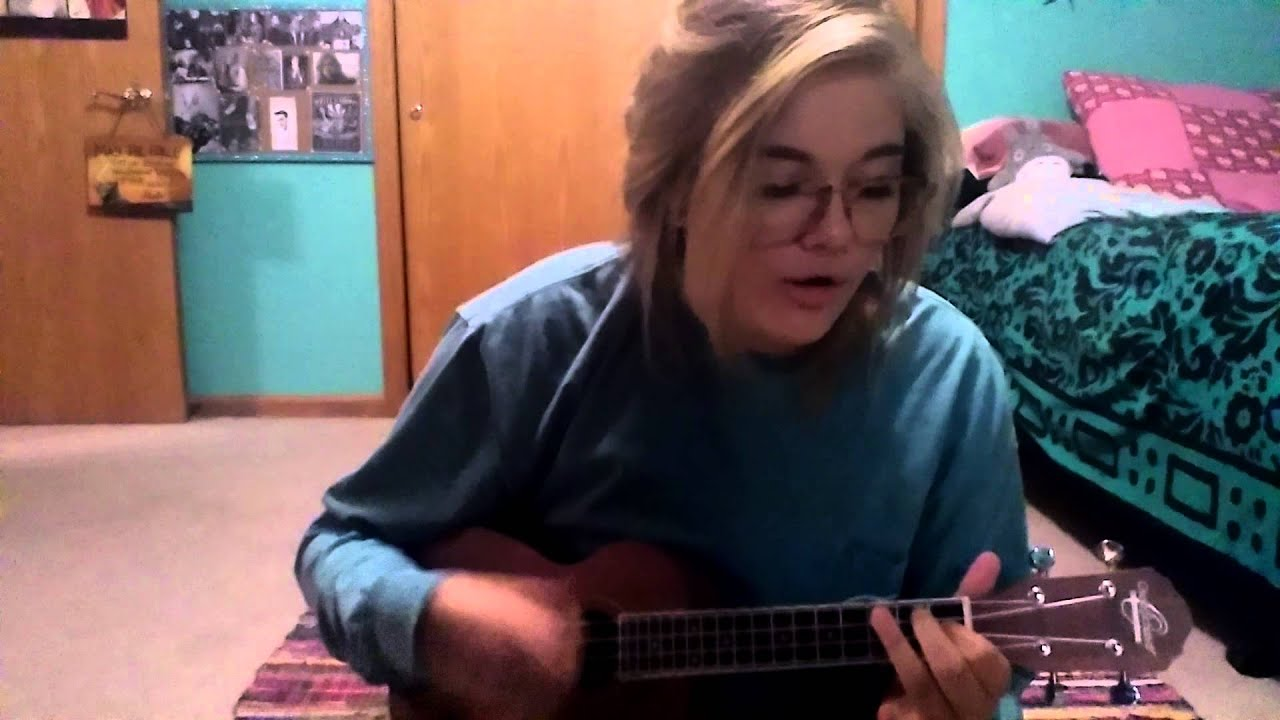 Avant Gardener by Courtney Barnett ukulele cover   YouTube