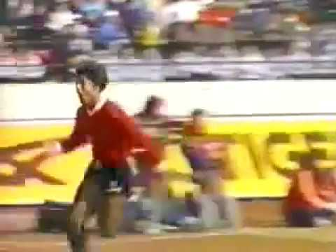 Independiente campeón del mundo 1984 vs Liverpool