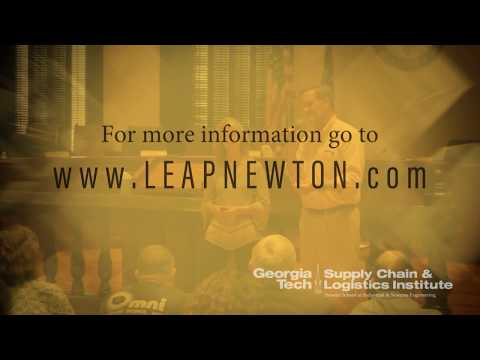 Logistics Education And Pathways – LEAP (Newton Pilot Info Session)