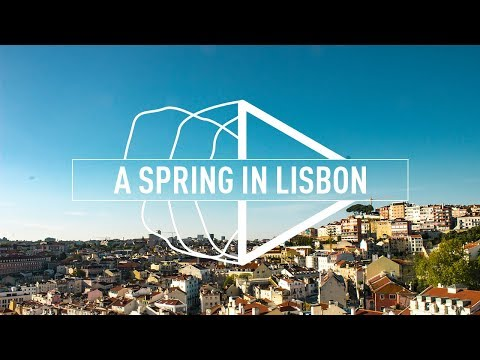 A SPRING IN LISBON - Electronic Music Documentary