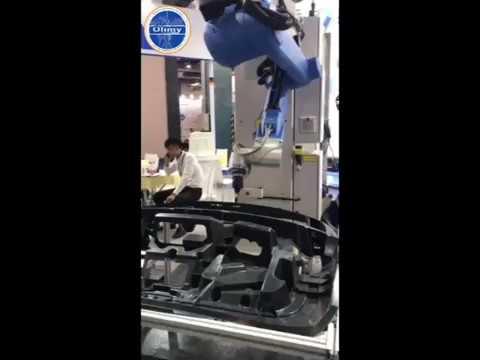 flexible 3D laser cut for fiberglass SMC/BMC parts