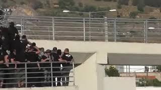PAOK VS AEK HOOLIGANS - GREEK FINEST