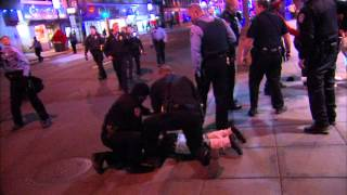 St. Patty's Day fights in downtown Minneapolis