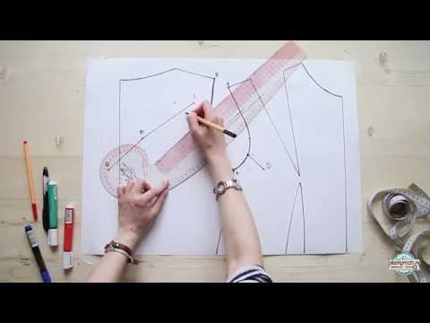 Как построить рукав. Простой способ.